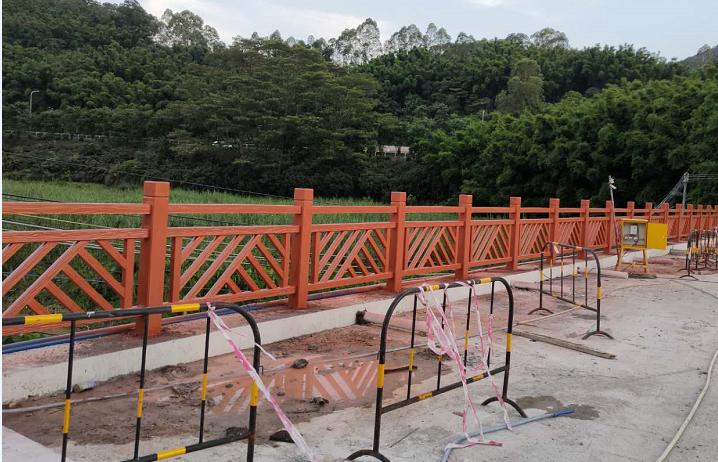 仿木栏杆(2020新款)